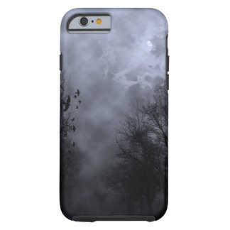 Haunted Sky Blue Mist iPhone 6 case
