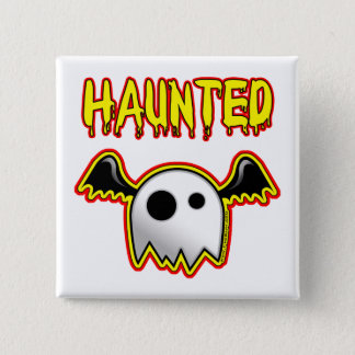 Haunted Squared Button
