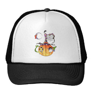 Haunted Teapot Tee Mesh Hats