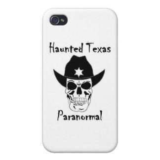 Haunted Texas iPhone 4 Case