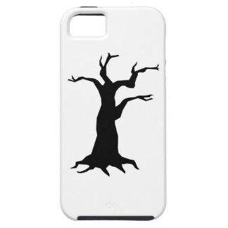 Haunted Tree iPhone 5/5S Cover