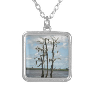 Haunted Tree Necklace