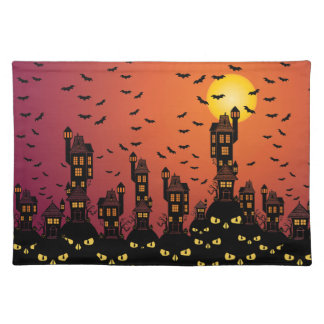 Haunted Village Placemat