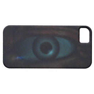 Haunting Eye iPhone 5 Cover