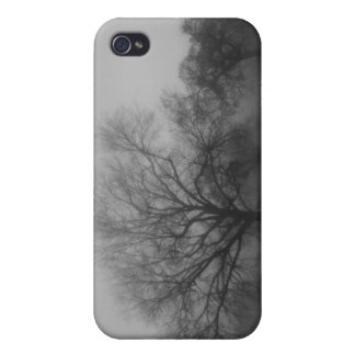 Haunting Fog Cases For iPhone 4