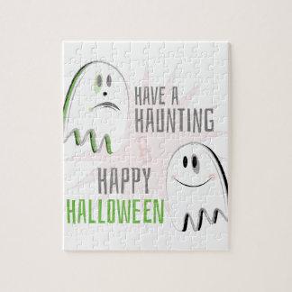 Haunting Halloween Puzzle