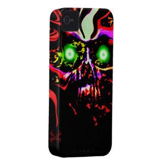 Haunting Skull iPhone 4 Cases