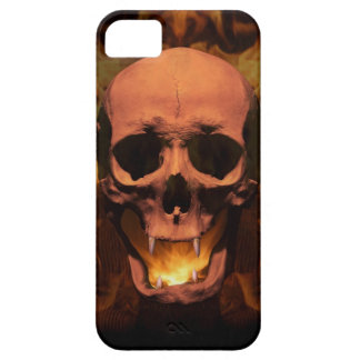 Haunting Skull iPhone 5 Case