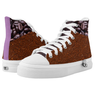 Haute Coffee Couture High Tops