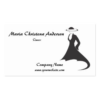 Haute Couture Business Card