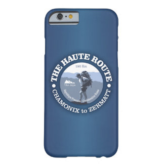 Haute Route Barely There iPhone 6 Case