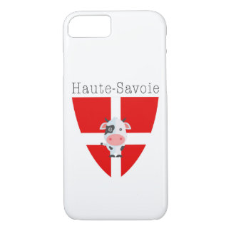 Haute-Savoie Cow IPhone 7 Case