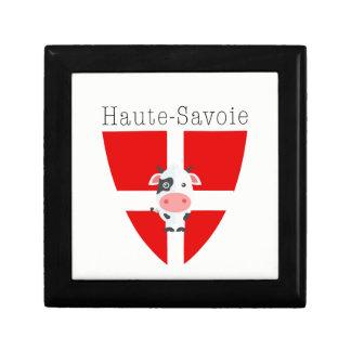 Haute-Savoie Cow Jewellery/Gift  Box