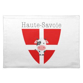 Haute-Savoie Cow Placemat