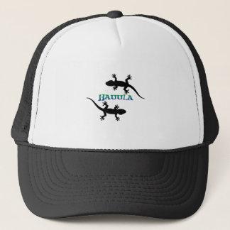 hauula geckos trucker hat