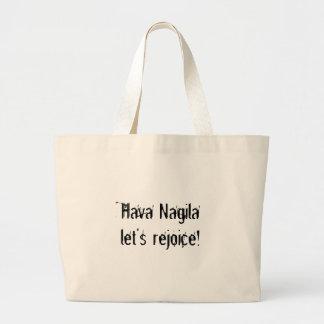 Hava Nagila Bag