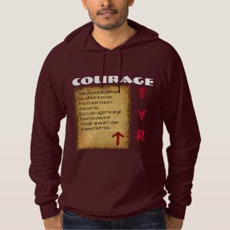 Havamal Courage Hoodie