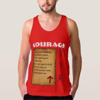 Havamal Courage Singlet