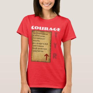 Havamal Courage T-Shirt