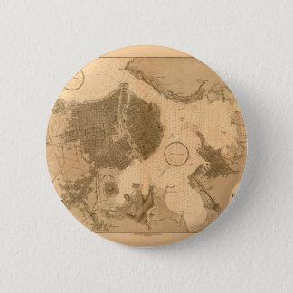 Havana 1879 6 cm round badge