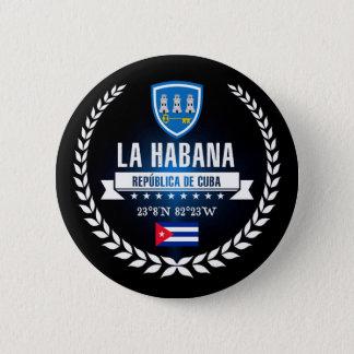Havana 6 Cm Round Badge