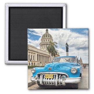 Havana Capitol Square Magnet