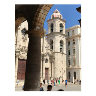 Havana Cathedral, Havana, Cuba Postcard