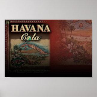 Havana Cola Poster