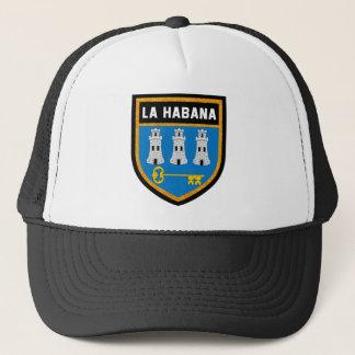Havana Flag Trucker Hat