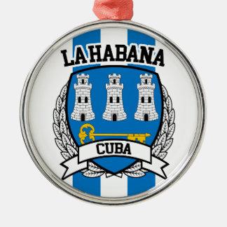 Havana Metal Ornament