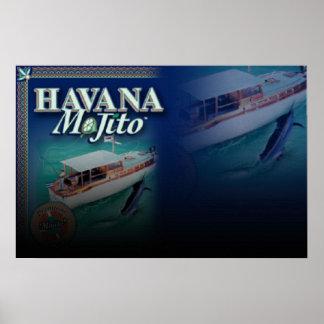 HAVANA MOJITO Canvas Print