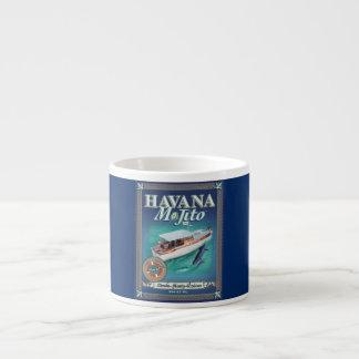 Havana Mojito Espresso mug