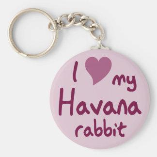 Havana rabbit key chains