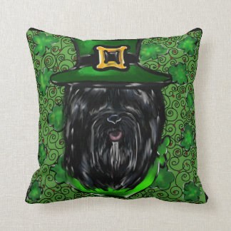 Havana Silk Dog Cushion