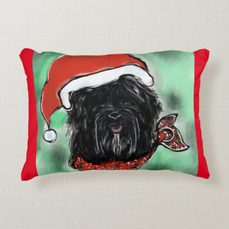 Havana Silk Dog Decorative Cushion