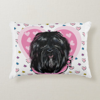 Havana Silk Dog Mothers Day Decorative Cushion