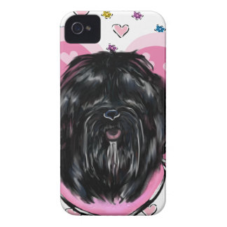 Havana Silk Dog Mothers Day iPhone 4 Case