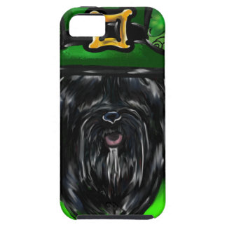 Havana Silk Dog St. Patty iPhone 5 Cover