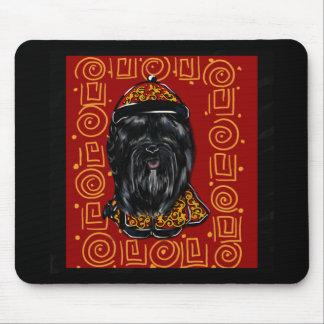 Havana Silk Dog Year of the Dog Mouse Pad