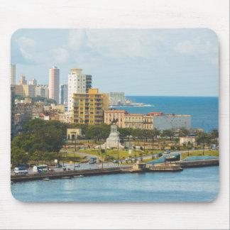 Havana Waterfront, Cuba. Mouse Pad