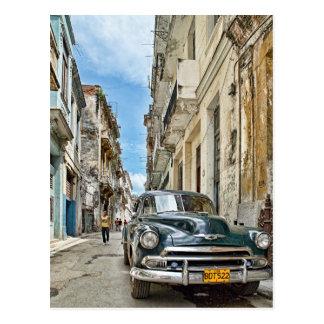 Havanas Lane Postcard