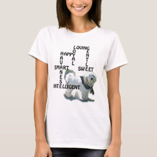 Havanese_crossword T-Shirt