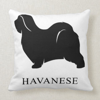Havanese Cushion