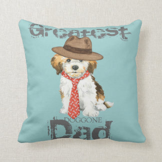 Havanese Dad Cushion
