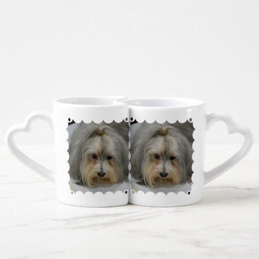 Havanese Dog Breed Lovers Mug Sets