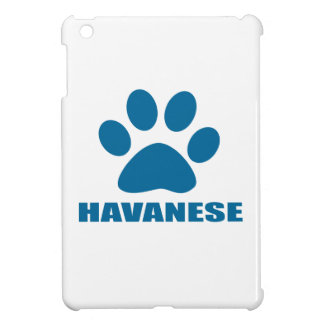 HAVANESE DOG DESIGNS iPad MINI COVER