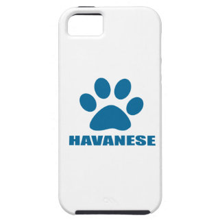 HAVANESE DOG DESIGNS iPhone 5 COVER