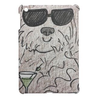 Havanese dog martini cover for the iPad mini