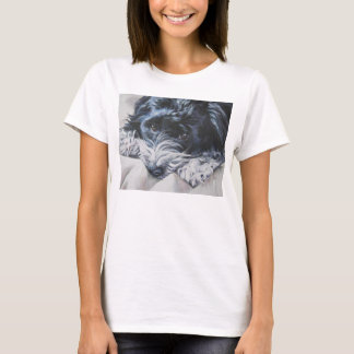 Havanese fine art t shirt