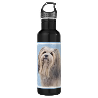 Havanese (Long Hair) 710 Ml Water Bottle